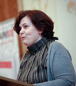 Александра Андреевна Плетнева